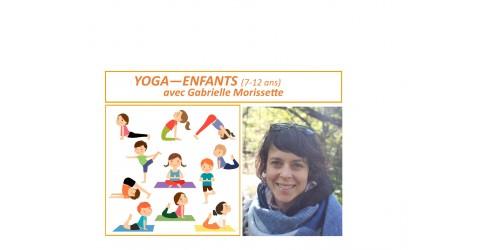 YOGA - ENFANTS (7-12 ans)
