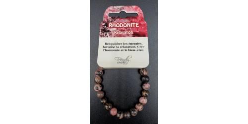 Bracelet rodhonite