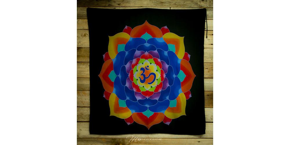 Drap Mural Avec Mandala